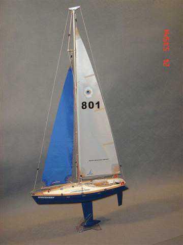 Discovery 500 voilier rc complet bel t0191 bateau rc - Photo de voilier gratuite ...
