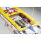 Bateau racer MINI CAT 70A (Fibre + brushless) (RC Ready)