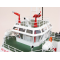 Bateau SAAM HARBOUR TUG kit (RC Ready)