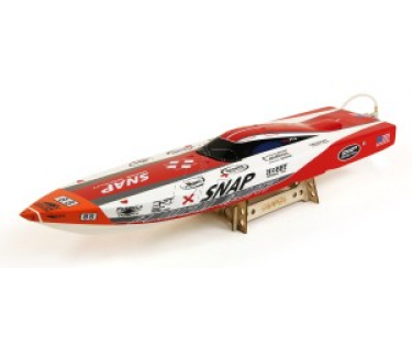 Bateau SNAP 72B0EP (RC READY) DRAGON