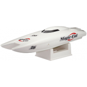 Bateau de courses Magic Cat RTR micro EP