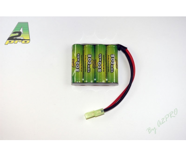PACK 4.8V/AP-800AA NIKKO-TYCO A2PRO