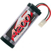 Team Pack 4200mah - 7.2V - 6 cellules NiMH Nosram