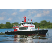 Rescue 17 Fireboat - Aquacraft