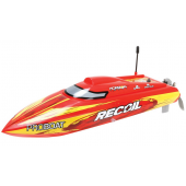 Proboat Bateau RECOIL 17  Self-Righting Deep V Brushless: RTR - PRB08016i
