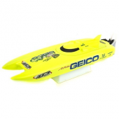 Pro Boat Bateau Miss Geico 17 Catamaran Brushed: RTR