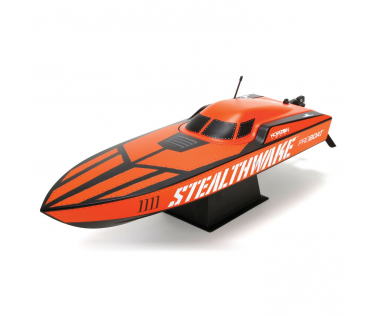 Stealthwak RTR Brushed Deep-V Proboat